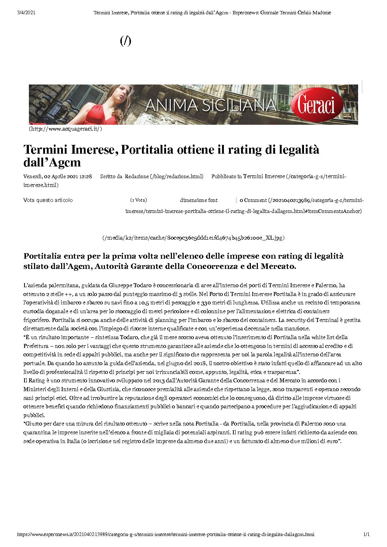 Termini-Imerese-Portitalia-ottiene-il-rating-di-legalità-dallAgcm-Esperonews_-Giornale-Termini-Cefalù-Madonie